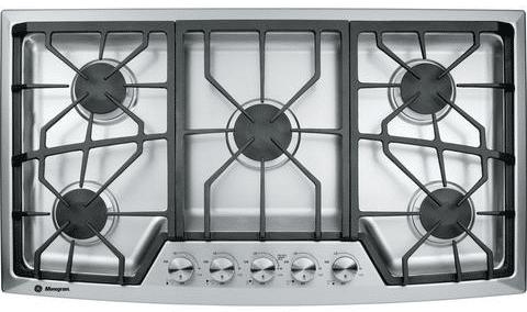 ge-monogram-36-inch-gas-cooktop-ZGU385NSMSS
