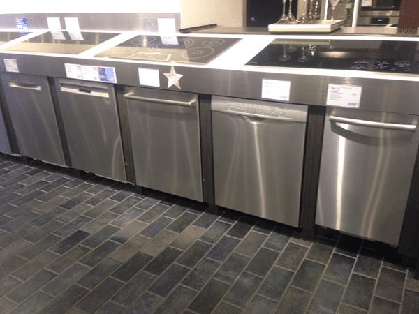 European Dishwashers Selectrion Yale Liance