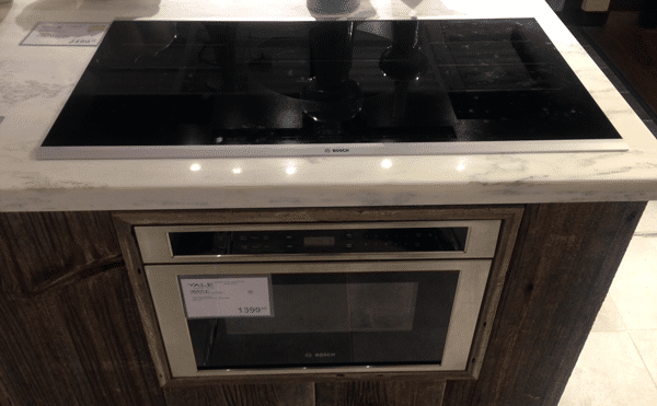 Makeover Monday Wall Ovens Cooktops Amp Legrand Wall