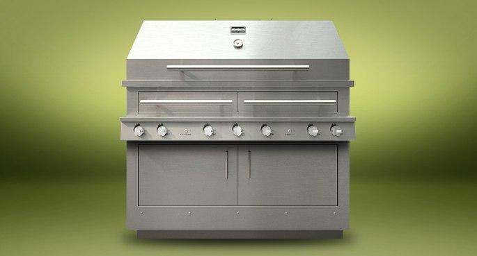 kalamazoo 54 inch bbq grill K1000HB