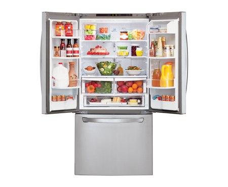 Elegant ... French Door Refrigerators. LG LFC22770ST   $1,499