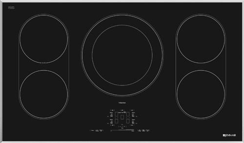 jennair induction cooktop JIC4536XS