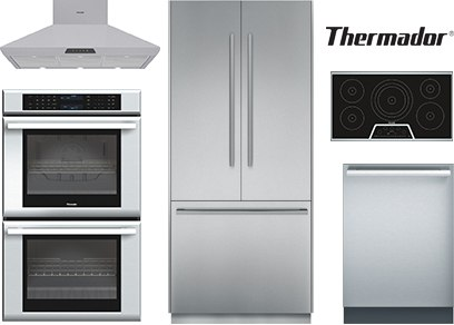 Thermador Built In Package Induction 62014