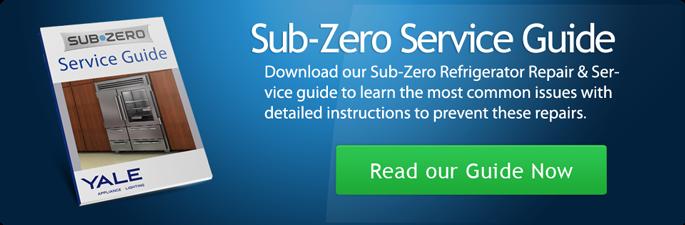 600 2 sub-zero built-in series refrigerator service manual.