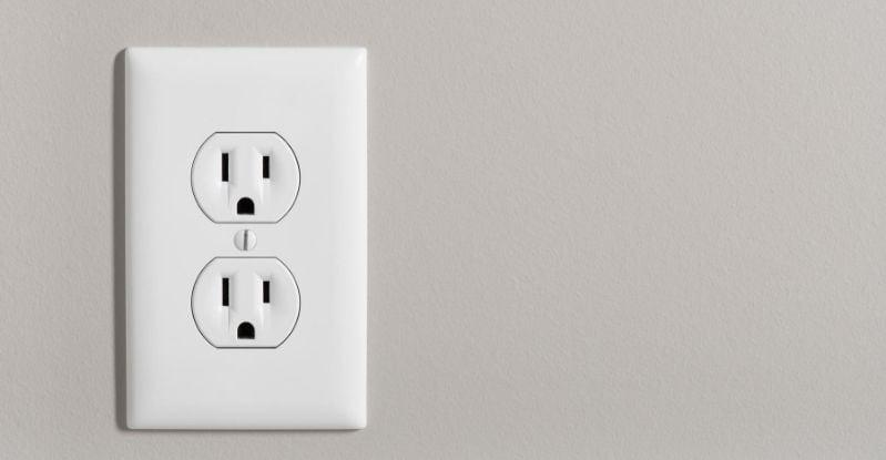 110 Volt Electrical Outlet