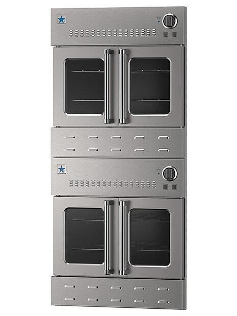 "BlueStar 30"" Gas Wall Oven Series best gas wall ovens"
