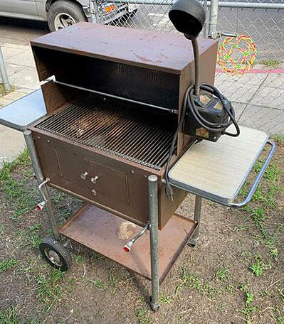1980s-grill
