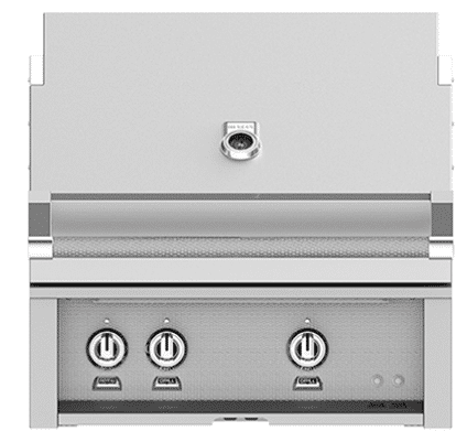 30-inch professional Hestan Grill Top wihtout Cart