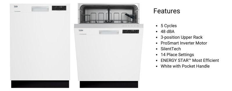 Beko Dishwasher-1
