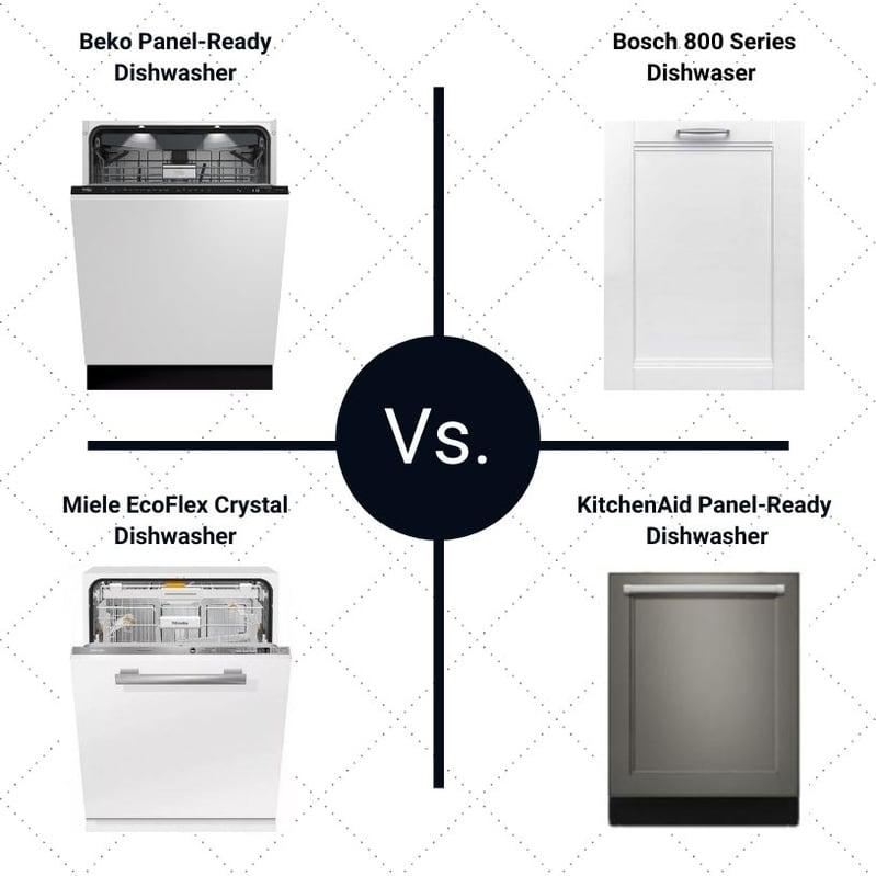 Beko Vs Panel-Ready Dishwashers (1)