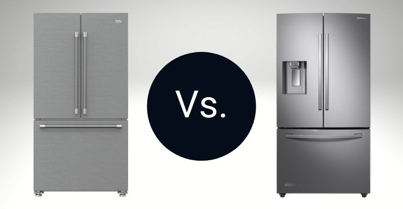 Beko Vs. Samsung Counter Depth Refrigerator