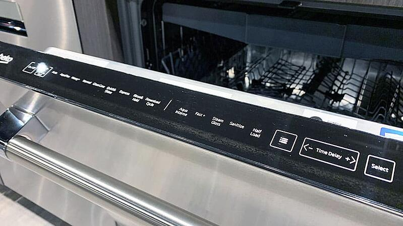 Beko-Dishwasher-Controls