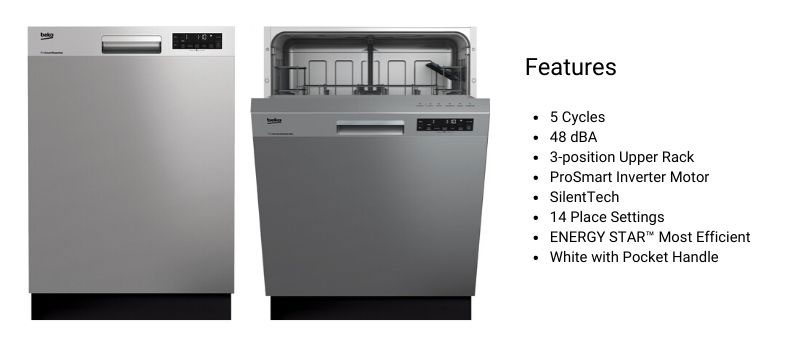 Beko-dishwashers-DUT25401X