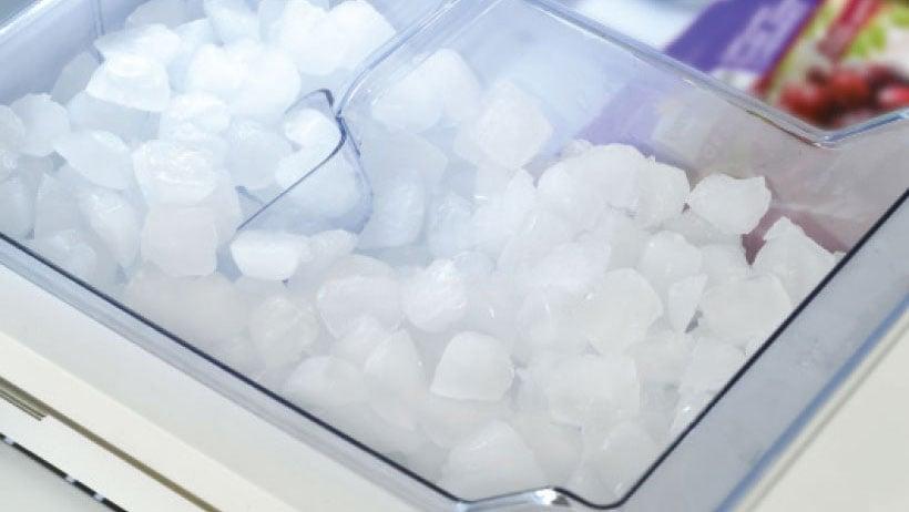 Beko-refrigerator-turbo-ice-maker