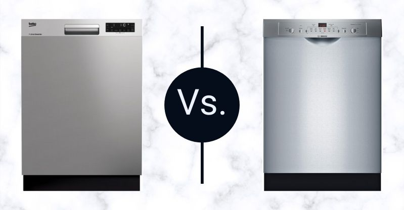 Beko-vs-bosch-dishwashers-under-600