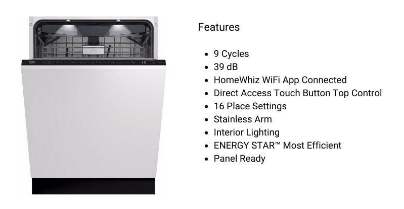 Best-Panel-Ready-Dishwasher-Beko-DIT39432