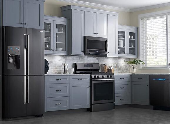 Best Black Stainless Steel Kitchen Packages from LG, Samsung, and ...