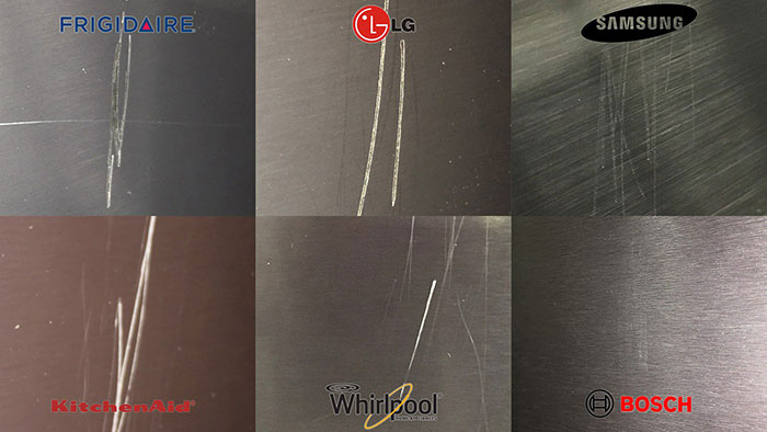 Black-Stainless-Scratch-Test-Yale-Appliance
