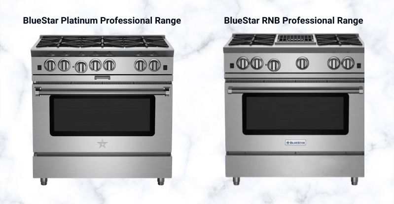 BlueStar Professional Ranges