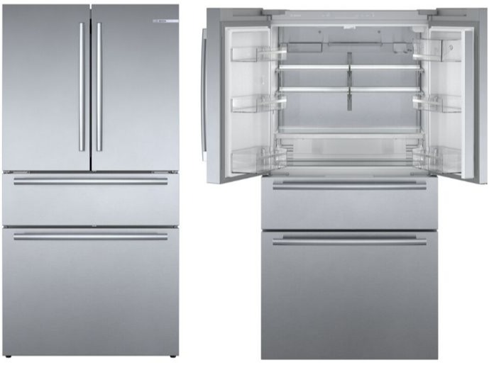 Bosch Counter Depth Refrigerator B36CL80SNS With Home Connect-jpg