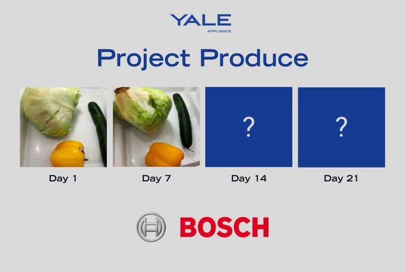 Bosch Vegetable