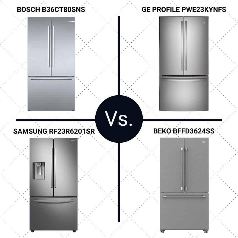 Bosch-B36CT80SNS-French-Door-Refrigerator-Comparison