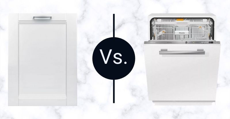 Bosch-Vs-Miele-Dishwashers