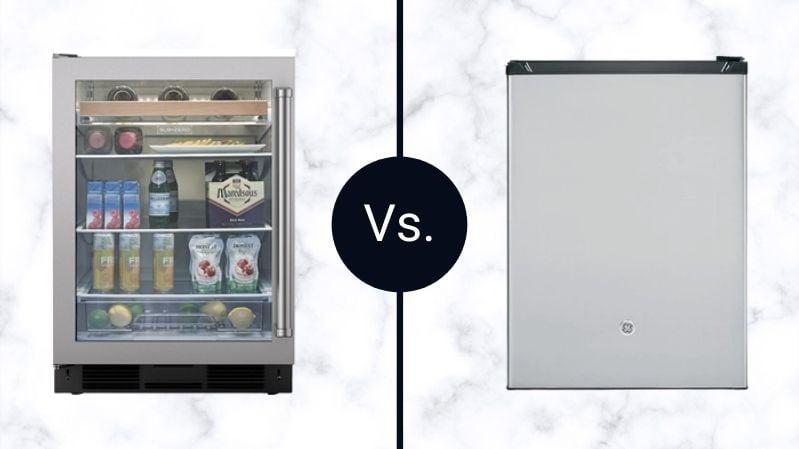 Built-In-Vs.-Freestanding-Compact-Refrigerators