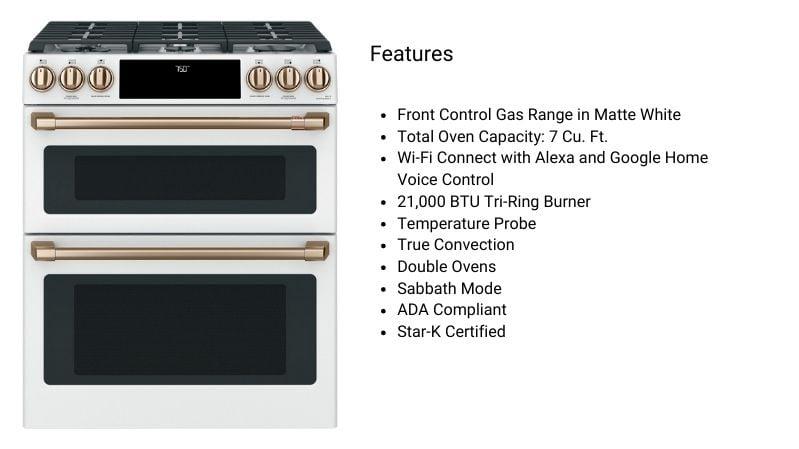 Cafe Appliances CGS750P4MW2-1