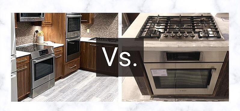 Copy of Range vs cooktop over wall oven