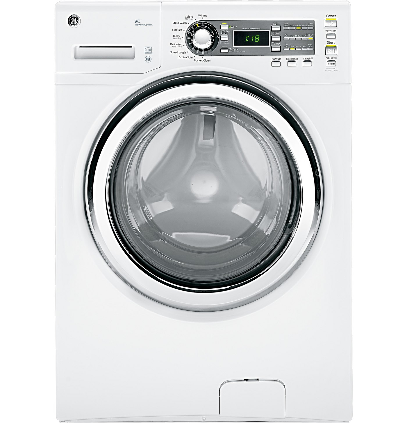 ge gfws1500dww front load washer vs electrolux laundry