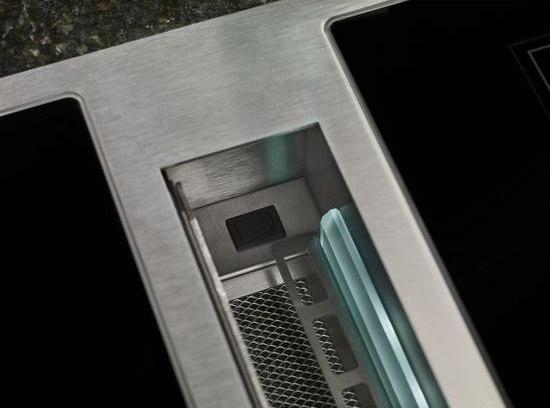 Downdraft ventilation-1