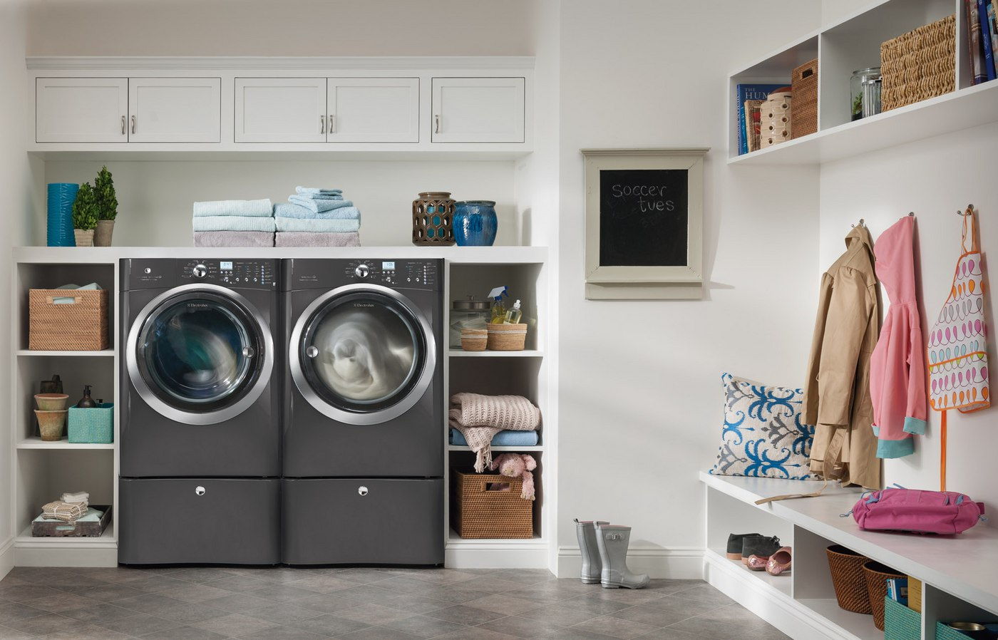 electrolux laundry most reliable
