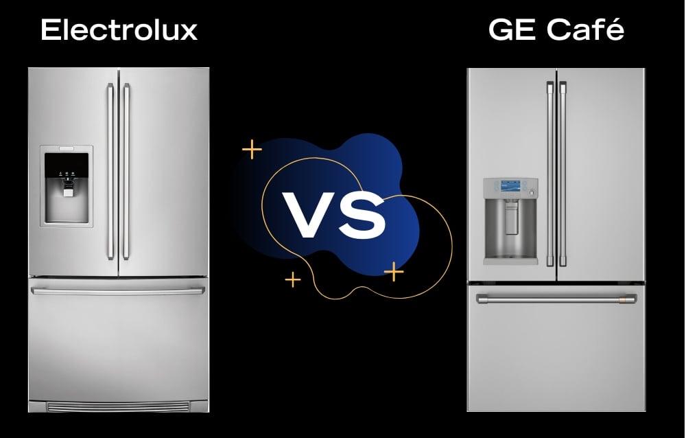 Electrolux Vs. GE Cafe Counter Depth Refrigerators  (1)