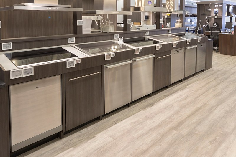 European-Dishwasher-Display-Framingham-Showroom