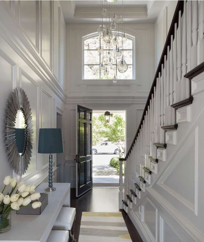Fine Arts Lighting in Foyer - Houzz.png