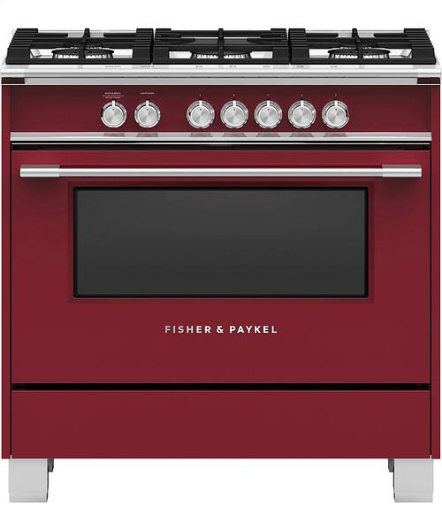 Fisher & Paykel OR36SCG4R1 Range
