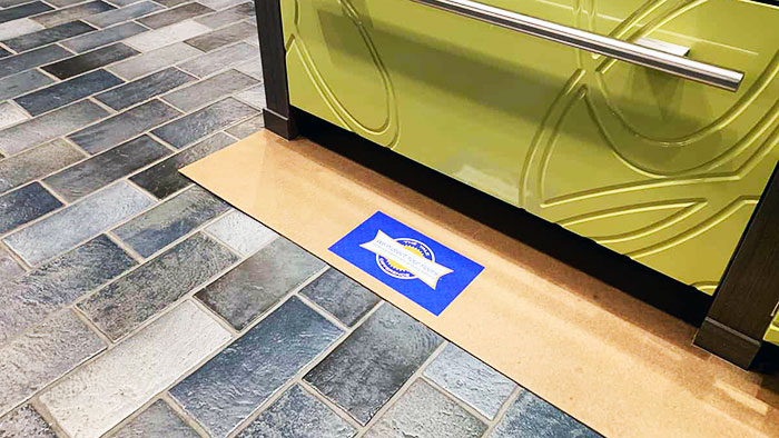 Floor-Protection-With-Yale-Appliance