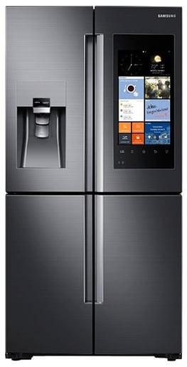 Kitchenaid Vs Samsung Black Stainless Steel Appliances