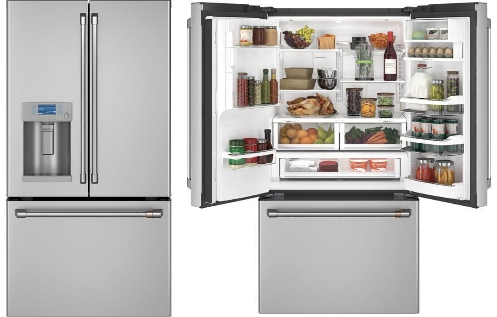 GE Cafe Counter Depth Refrigerator CYE22TP2MS1