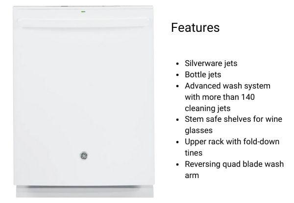 GE Profile Dishwasher PDT825SGJWW