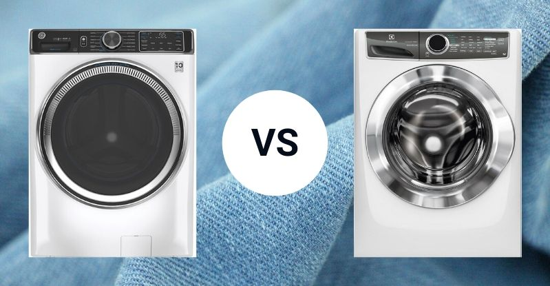 GE Vs Electrolux Front Load Washers