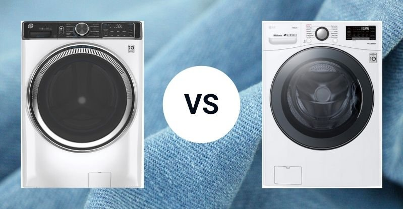GE Vs LG Smart Front Load Washers
