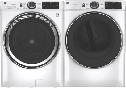 GE front load laundry