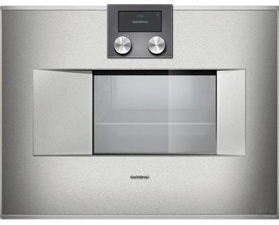 Gaggenau Combi Steam Oven Bs484610