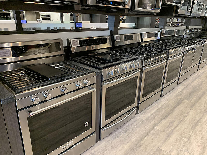 Gas Ranges At Yale Appliance In Framingham