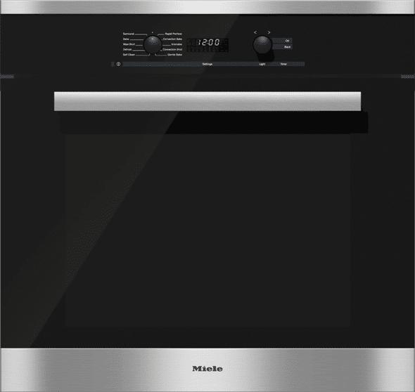 Miele-DirectSelect-Single-Wall-Oven