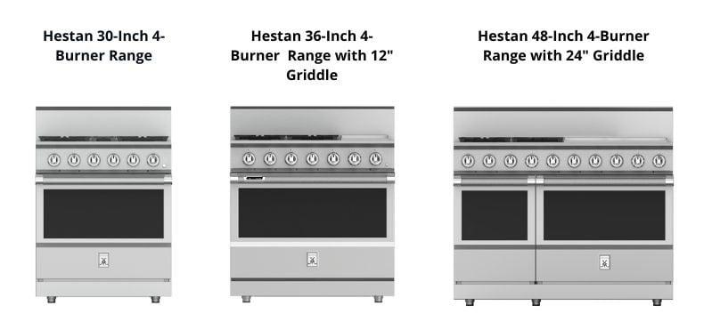 Hestan-Pro-Range-Sizes