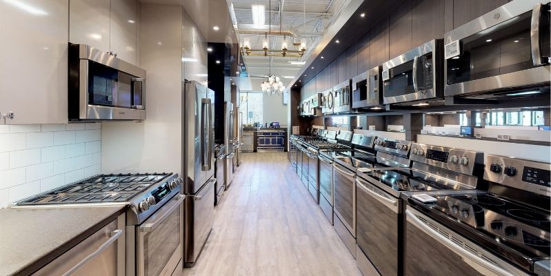 How To Buy An Electric Range Yale Appliance Framingham Showroom (3)