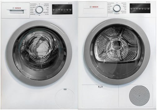 Bosch Compact Laundry Pair